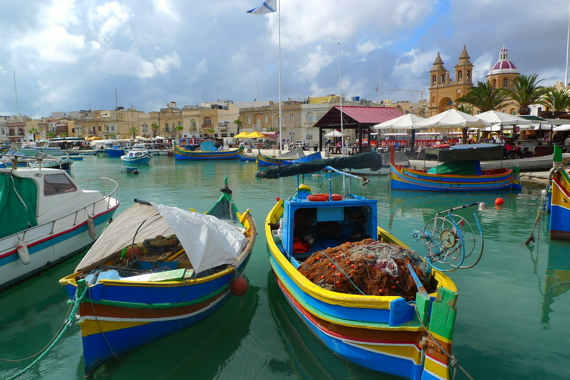 Lidojumi Rīga – Malta – Rīga Sākot no 57 EUR
