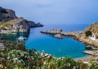 Lidojumi uz Rodas salu un atpakaļ sākot no 57 EUR