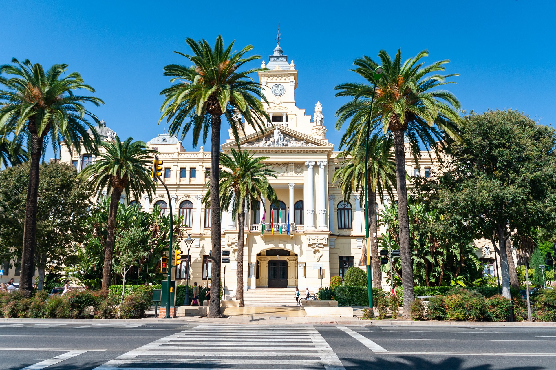 Lidojumi uz Malagu un atpakaļ sākot no 58 EUR