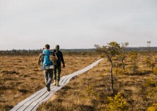 Aizraujoši pastaigu maršruti Kurzemē