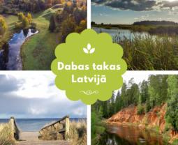 Dabas takas Latvijā